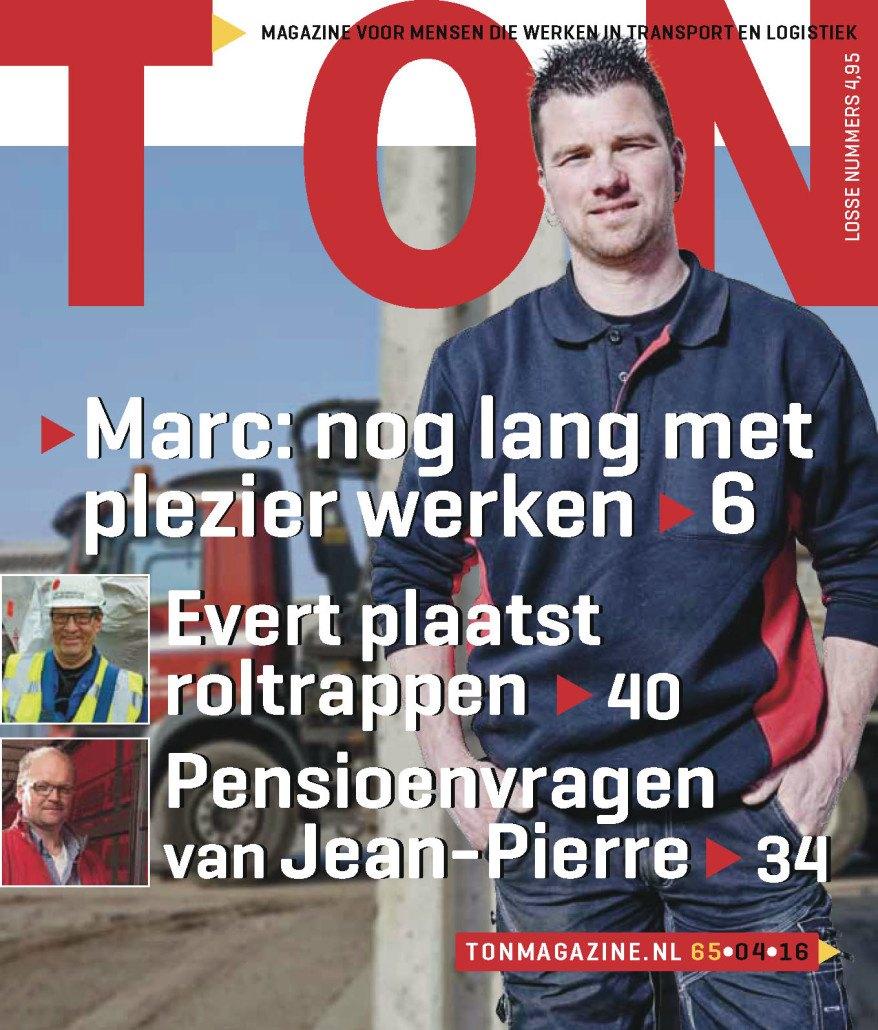 TON 65 cover