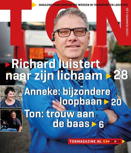 TON 68 cover