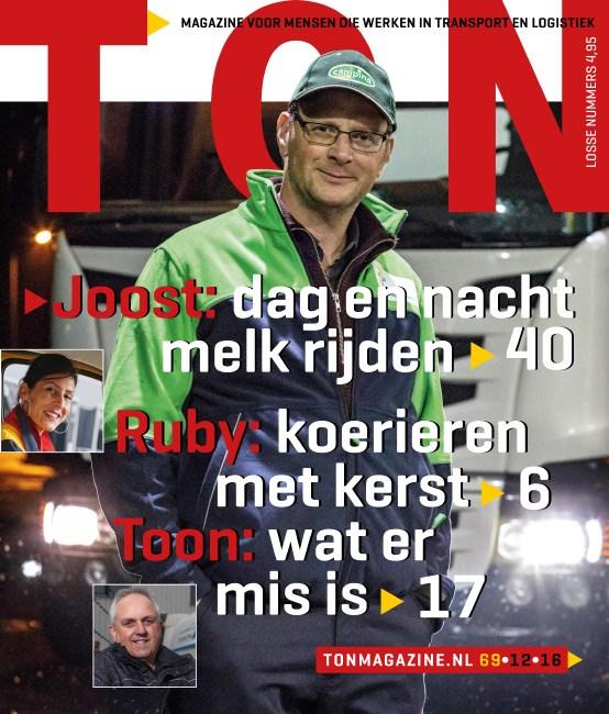 TON 69 cover