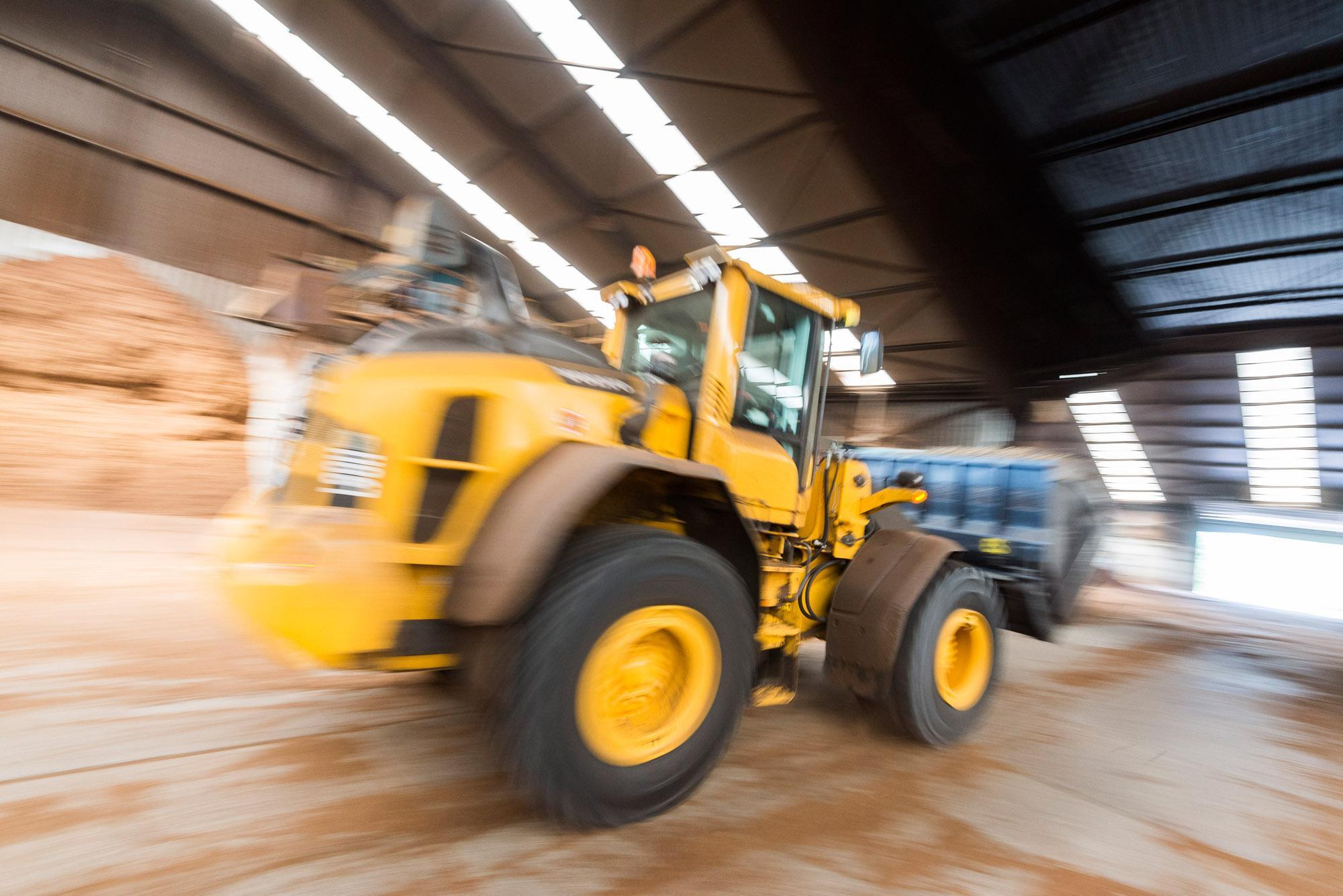 Inzetbaarheidscheck bij BVB Logistics in De Lier