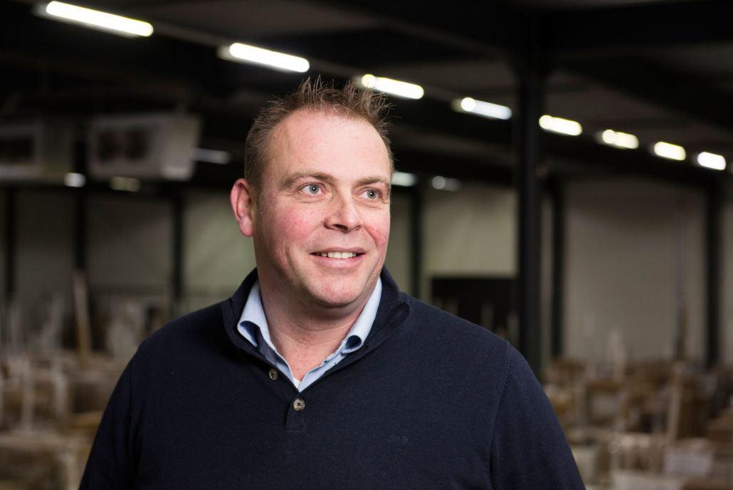 Frank van de Griendt is directeur van Grando Logistics. Hij is praktijkopleider voor alle STL leerlingen die op de wagen zitten.