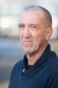 Gert Vermeulen, 57, woont in Scherpenzeel, chauffeur, 16 jaar bij Van Heugten Transport