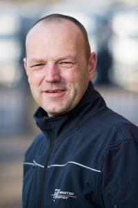 Henry Westerveld, 38, woont in Veenendaal, chauffeur, 5 jaar bij Van Heugten Transport
