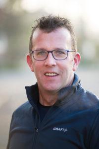 Jan van Bennekom, 41, woont in Scherpenzeel, magazijnbeheerder, 20 jaar bij Van Heugten Transport